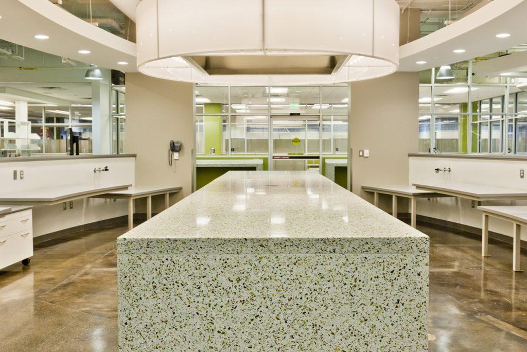 DEXterra terrazzo concrete countertops