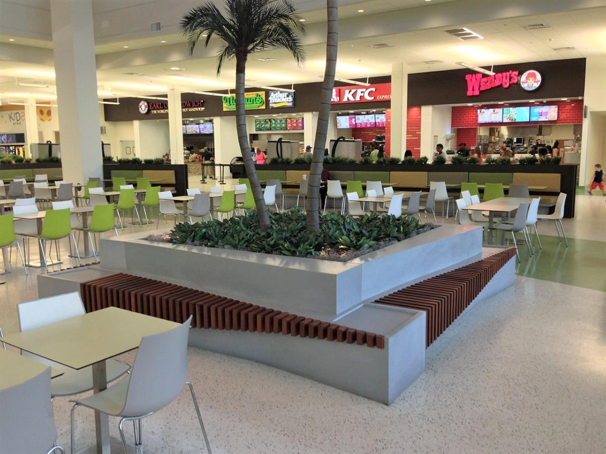 Florida Turnpike Service Plaza Renovations