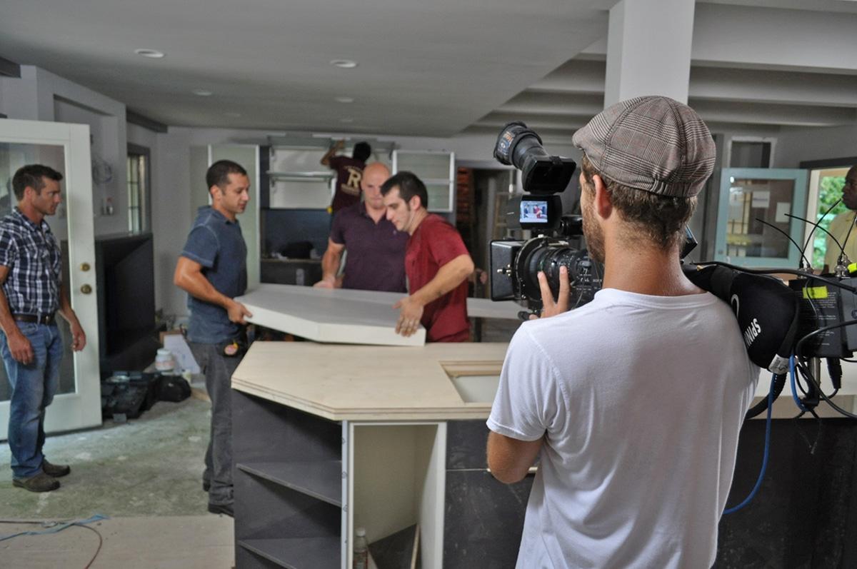 HGTV Elbow Room – Filming