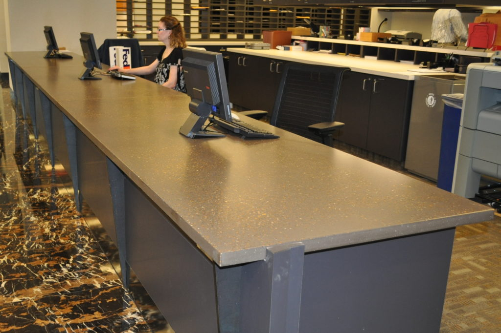 DEXterra Terrazzo Atlanta Concrete Counter Tops