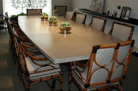 Table Concrete Countertops