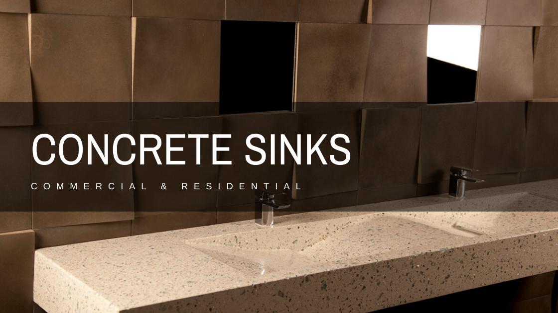 concrete sinks 2