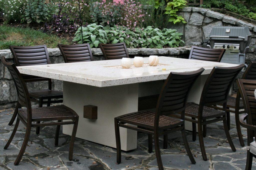 Concrete Style Countertops